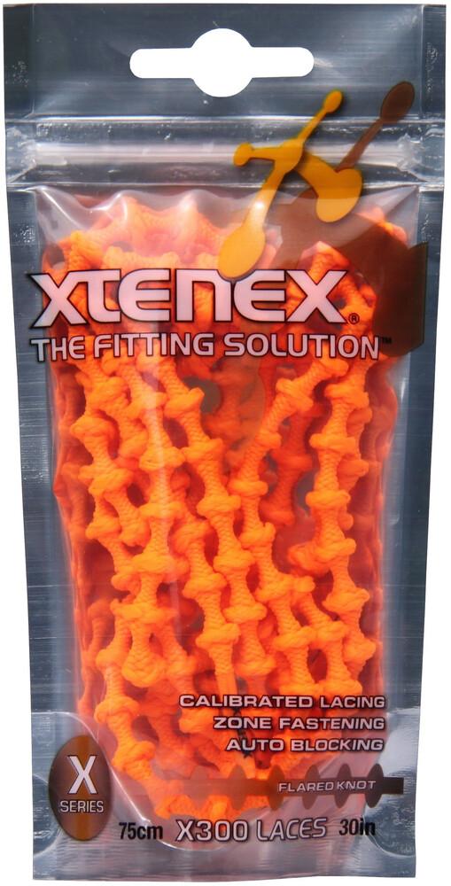 XTENEX Sport Laces - 75cm naranja/azul 2018 Cordones & Plantillas HMRQkDsKsp